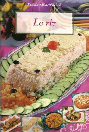 Livre de cuisine LE RIZ-0