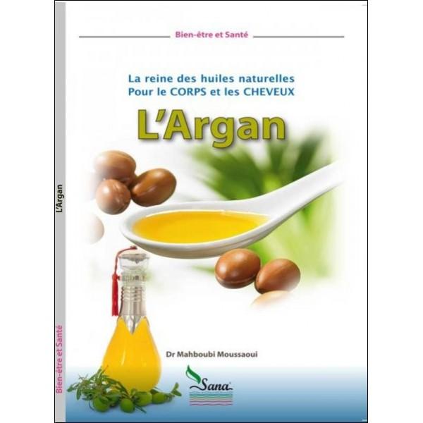 L'Argan la reine des huiles naturelles pour le corps et les cheveux-0