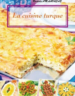 Livre de cuisine La cuisine turque