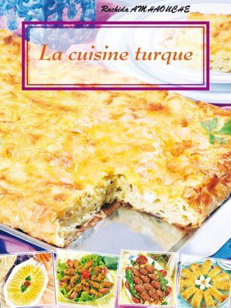 Livre de cuisine La cuisine turque-0