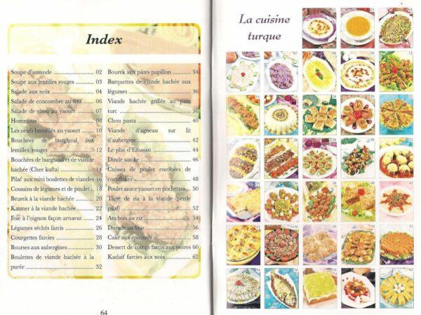 Livre de cuisine La cuisine turque-6678