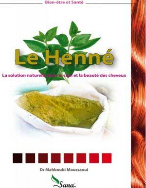 Le Henné la solution naturelle pour le soin et la beauté des cheveux-0