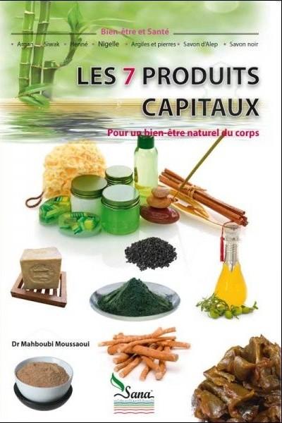 Les 7 Produits Capitaux pour un bien-être naturel du corps-0
