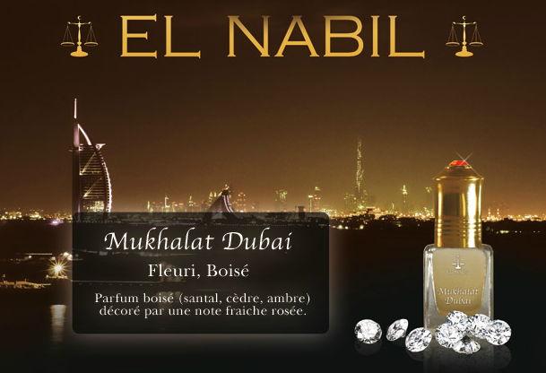 Parfum El Nabil - Mukhalat Dubai - 5ml-0