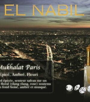 Parfum El Nabil – Mukhalat Paris – 5ml