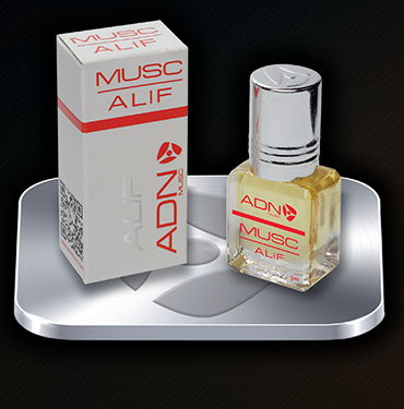 Musc Alif 5ml - ADN-0