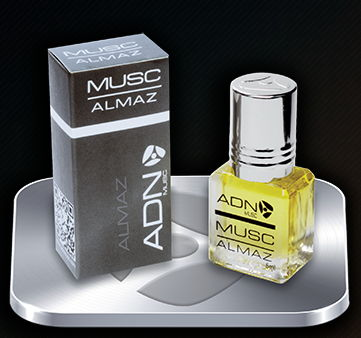 Musc Almaz 5ml - ADN-0