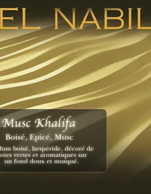 Parfum El Nabil - Musc Khalifa - 5ml-0