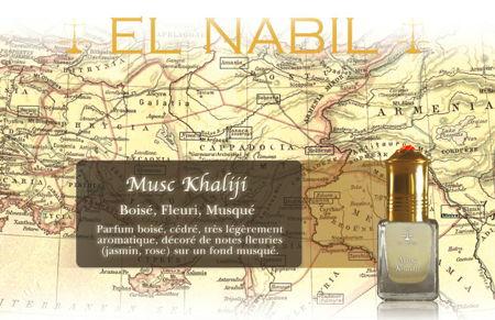 "Parfum El Nabil ""Musc Khaliji"" 5 Ml-0"