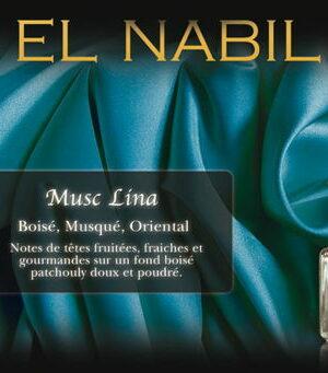 """Parfum El Nabil """"Musc Lina"""" 5Ml"""