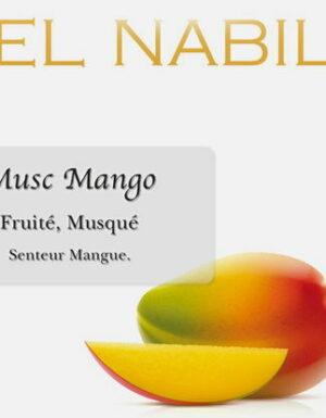 Parfum El Nabil - Musc Mango - 5ml-0