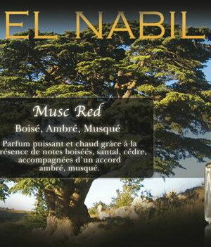 """Parfum El Nabil """"Musc Red"""" 5 Ml-0"""