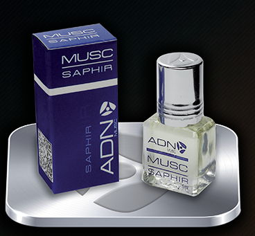 Musc Saphir 5ml - ADN-0