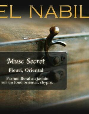 Parfum El Nabil – Musc Secret