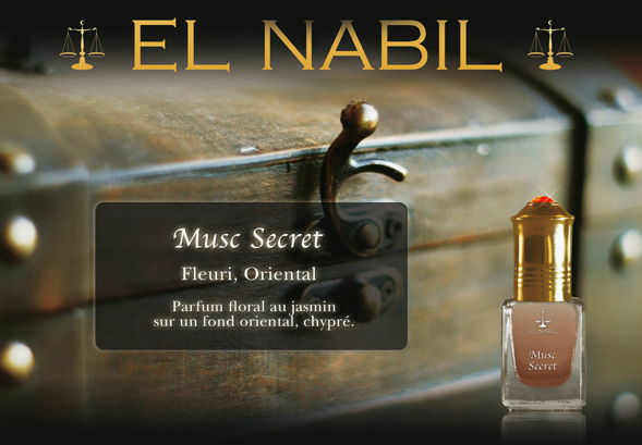 Parfum El Nabil - Musc Secret -0