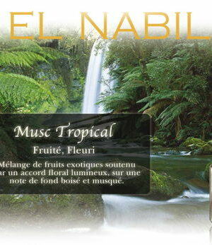 Parfum El Nabil - Musc Tropical - 5ml-0
