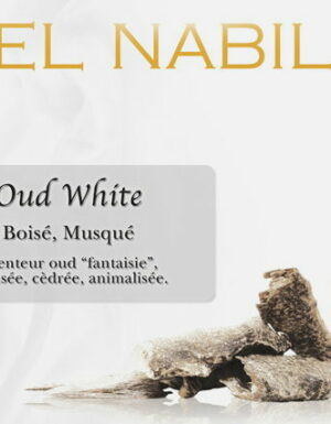 Parfum El Nabil Oud White - 5ml-0