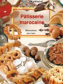 Livre de cuisine Patisserie marocaine