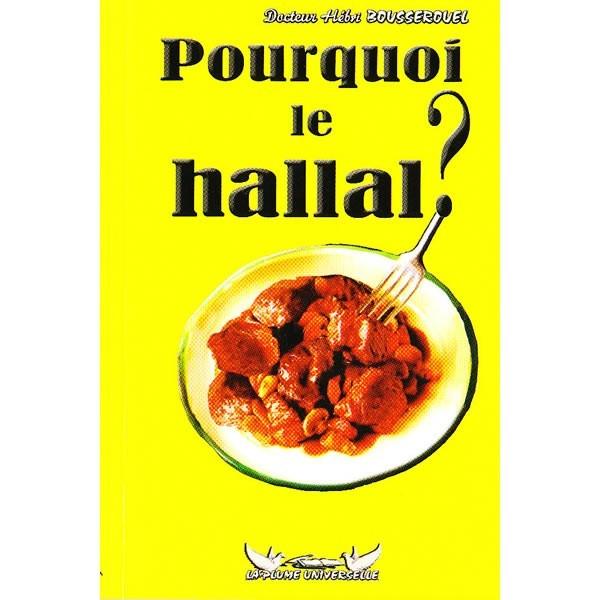 Pourquoi le hallal? Docteur Hébri BOUSSEROUEL-0