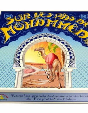 Jeux de société Sur les pas de Mohammed - Histoires & Pions --0