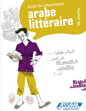 Arabe littéraire de poche – Guide de conversation -ASSIMIL langue de poche
