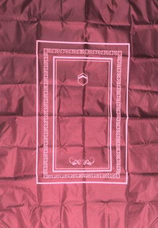 Tapis de prière Salmane de poche-6932