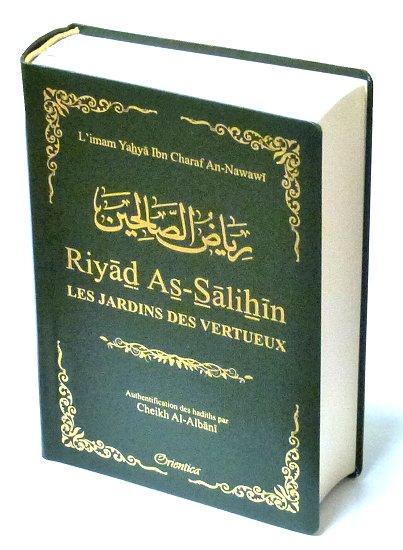 Riyad as-Salihin - Les jardins des vertueux - Poche-0