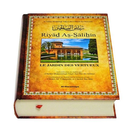 Riyad as-Salihin - Les jardins des vertueux - Al-haramayn Imam Nawawi-0