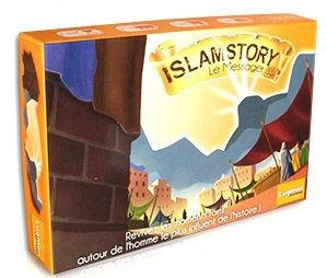 Islamstory – Le Messager SAWS – Jeu de société éducatif