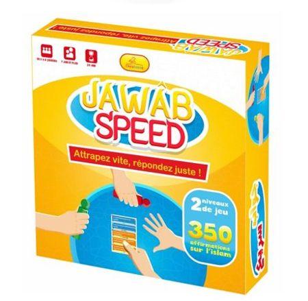 Jawâb Speed Jeux de société -0