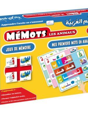 Mémots les animaux - Jeux de Mémoire-0