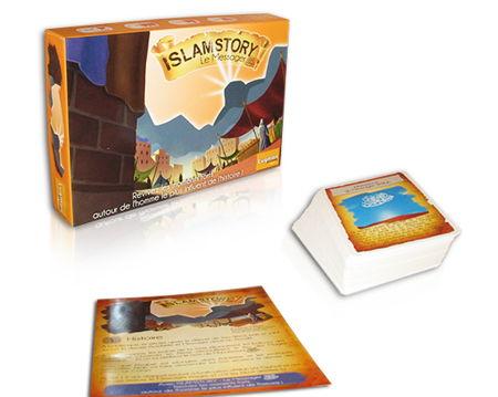 Islamstory - Le Messager SAWS - Jeu de société éducatif-6949