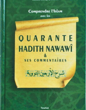 Quarante hadiths Nawawî (Relié)-0
