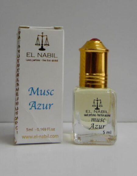 El Nabil Musc Azur - 5ml-0