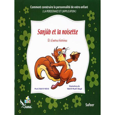 Sanjûb et la noisette-0