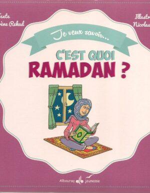 Je veux savoir... c'est quoi Ramadan ?-0