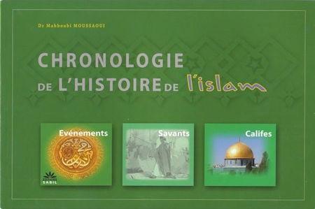Chronologie de L'Histoire de l'islam-0