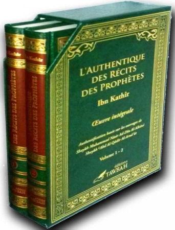 Coffret L'authentique des Récits des Prophètes (2 volumes)-0