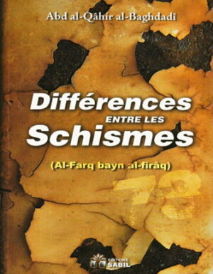 Différences entre les Schismes