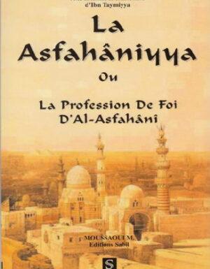 La Asfahâniyya ou la Profession de foi d'Al-Asfahâni-0