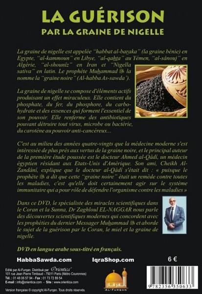 La Guérison par la graine de Nigelle (DVD)-7281