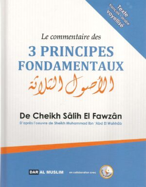 Le commentaire des 3 principes fondamentaus-0