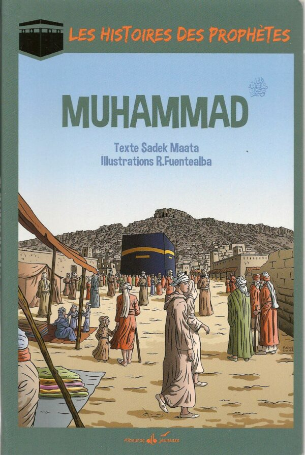 Les histoires des Prophètes - Muhammad -0