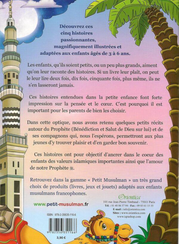 Petite histoires autour du prophète Mohammed - 3 à 6 Ans-7111