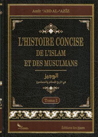 L'Histoire concise de l'Islam et des Musulmans 2 Volumes-7412