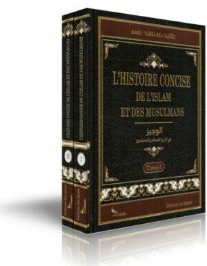 L'Histoire concise de l'Islam et des Musulmans 2 Volumes-0