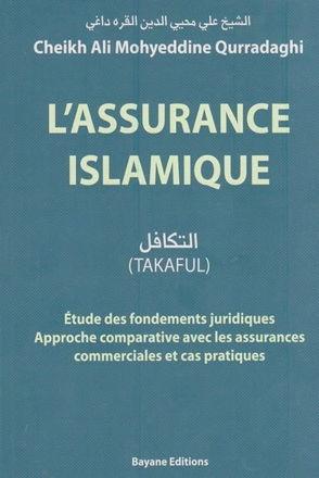 L'assurance Islamique (Takaful) - Cheikh Ali Mohyeddine Qurradaghi-0