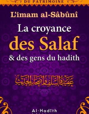 La croyance des Salaf et des gens du hadith-0