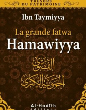 La grande fatwa Hamawiyya-0