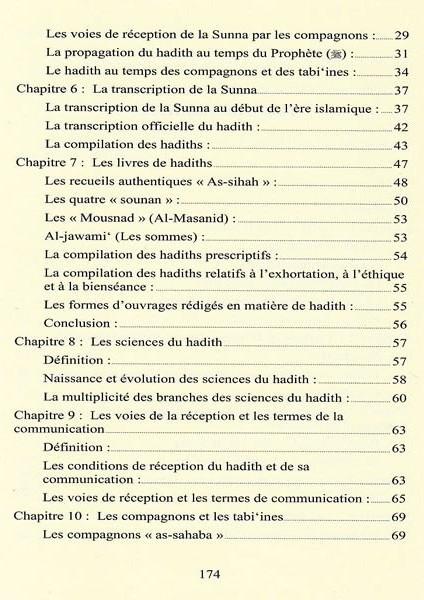 Les sciences du hadith-7333